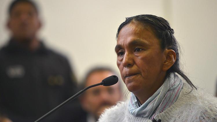 """""""Es mujer, indígena y negra, pero también desafió al poder político"""": Exigen liberar a Milagro Sala"""