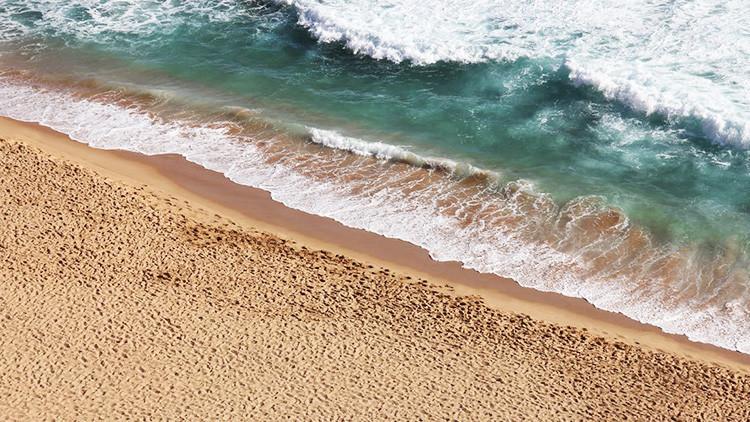 Qué esconde la nueva isla que emergió frente a la costa este de EE.UU.