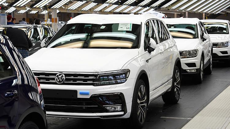 Volkswagen regresa a Irán después de 17 años