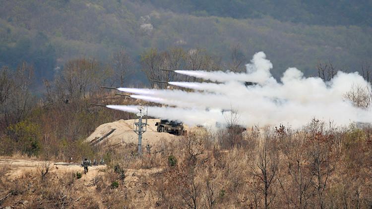 VIDEO: EE.UU. y Corea del Sur realizan ejercicios militares para responder a Pionyang