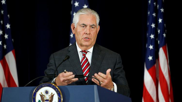 """Tillerson: """"EE.UU. nunca aceptará a una Corea del Norte con armas nucleares"""""""