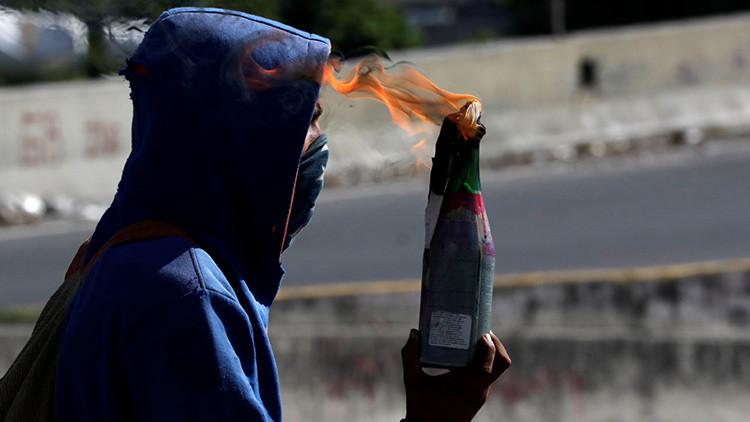 Fallece otro joven en Venezuela al manipular un explosivo en protesta opositora