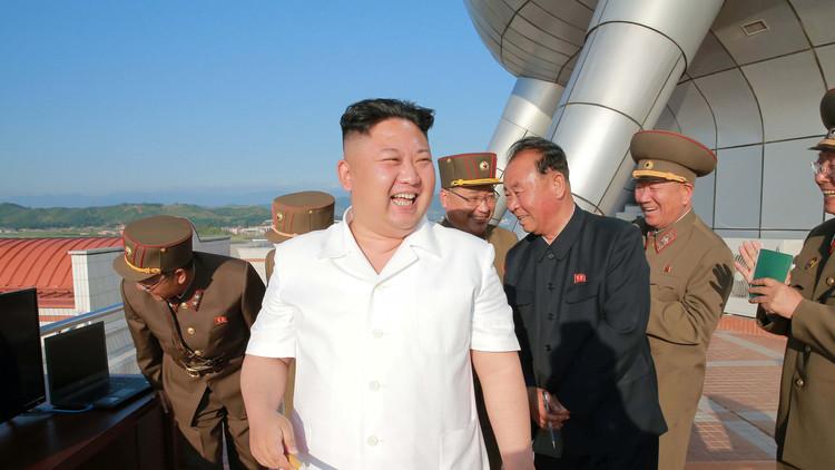 """Kim Jong-un: """"El Hwasong-14 es un regalo para los bastardos de EE.UU. en su Día de la Independencia"""""""