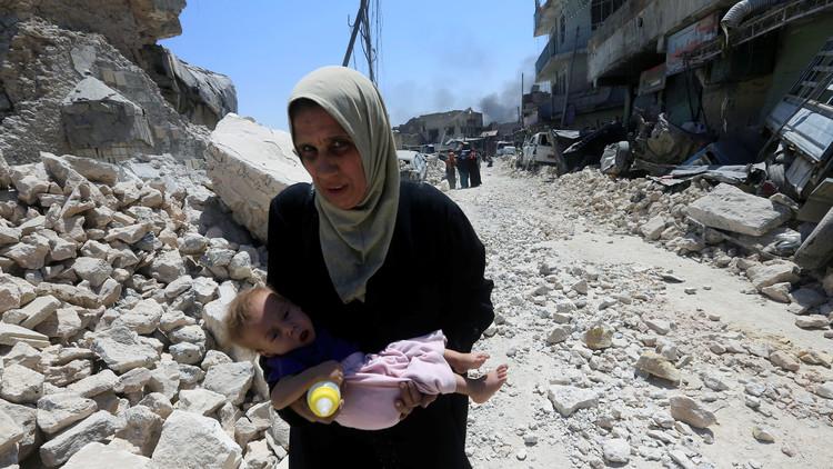 La otra cara de la batalla: La tragedia de miles de civiles en Mosul