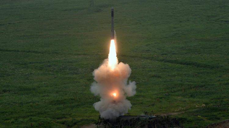 La Flota del Pacífico de Rusia ensaya con éxito el sistema de misiles Bastión