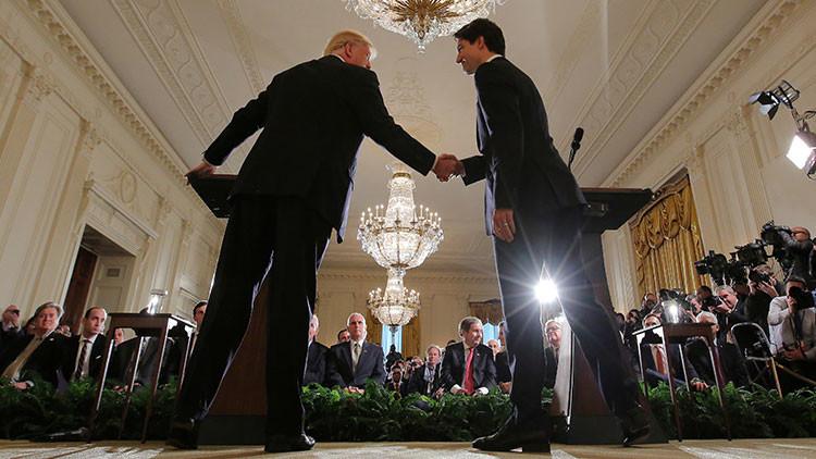 Los apretones de manos más famosos de Trump: ¿Qué espera a Putin en la cumbre del G20?