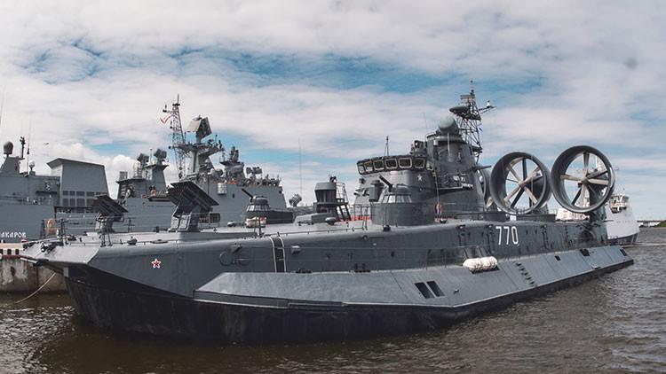 El salón naval de San Petersburgo revela lo que busca la Armada rusa