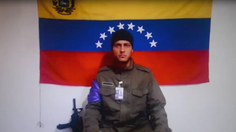 Reaparece oficial sublevado contra Maduro — Venezuela