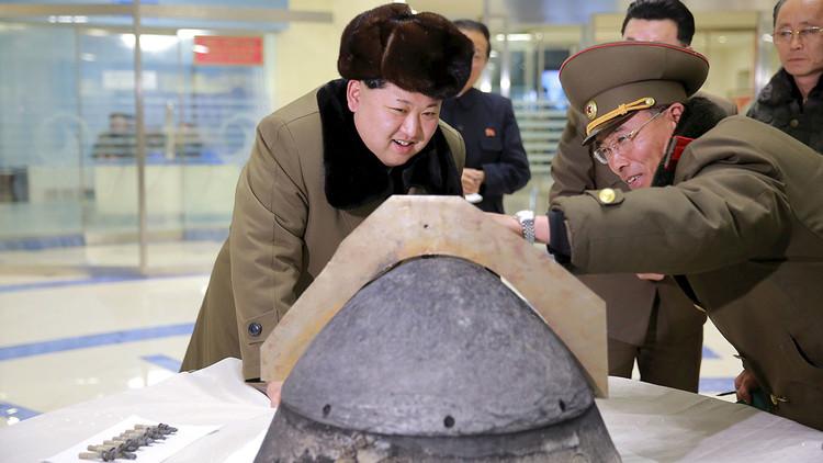 """Pentágono: El proyectil lanzado por Corea del Norte es un nuevo tipo de misil """"nunca antes visto"""""""