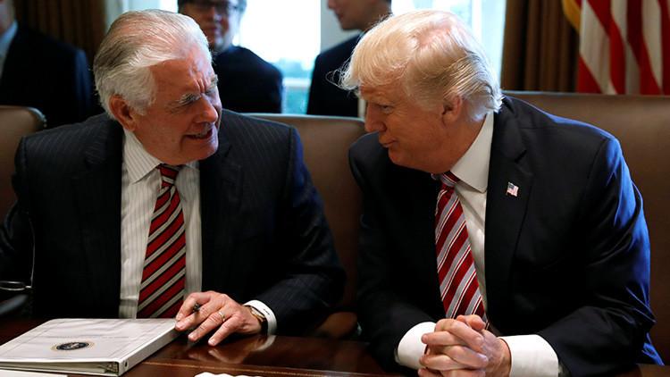 Tillerson revela cuál será el tema clave de la inminente reunión entre Putin y Trump