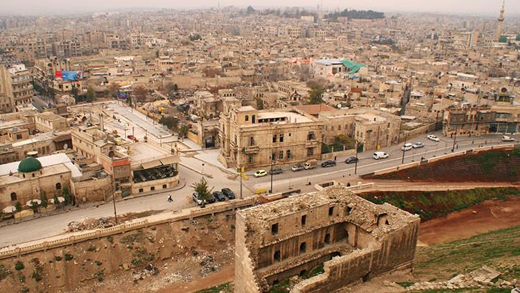 Éxito en su ofensiva: El Ejército de Siria libera la provincia de Alepo del EI