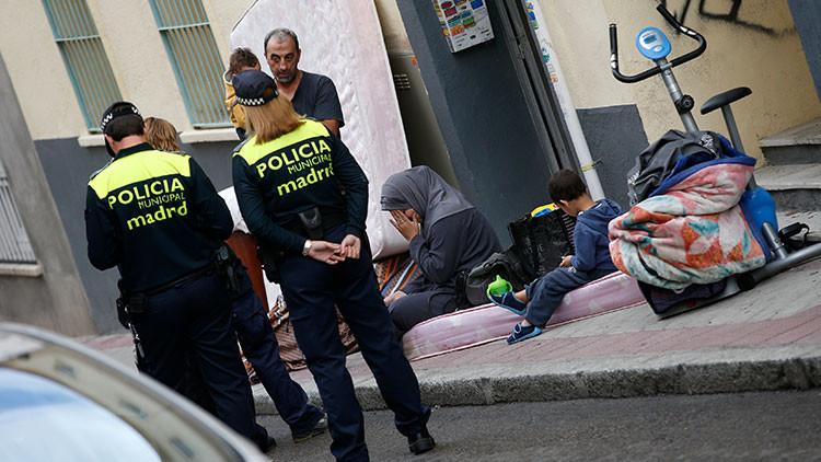 España violó los derechos humanos de una familia desahuciada con dos hijos menores