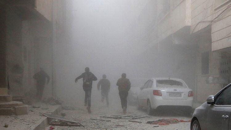 Los bombardeos de la coalición de EE.UU. mataron en un mes a 224 civiles en Raqa
