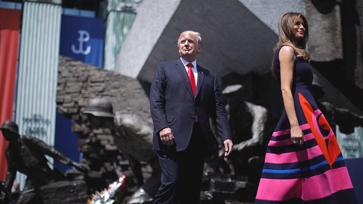 """""""Europa debería hacer más"""": Trump insta a aumentar la financiación de la OTAN"""