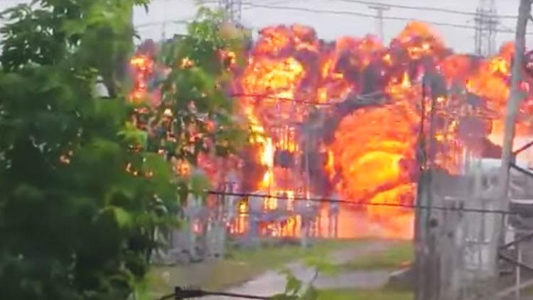 Video: Una potente explosión en Siberia deja una ciudad entera sin electricidad