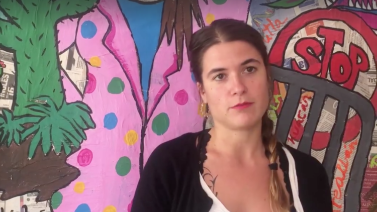 Una española es abusada por un tatuador en México y se venga a través de un video