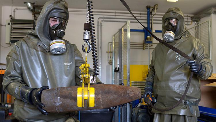 """Rusia pronostica ataques químicos """"espectaculares"""" en Siria y revela su objetivo"""