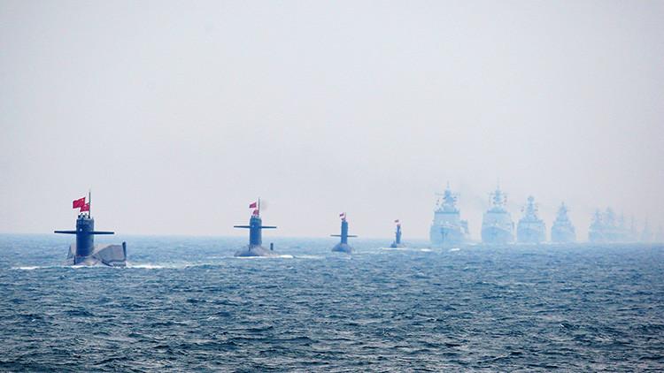 """En EE.UU. tachan de """"pretenciosos"""" los submarinos chinos al estilo Octubre Rojo"""