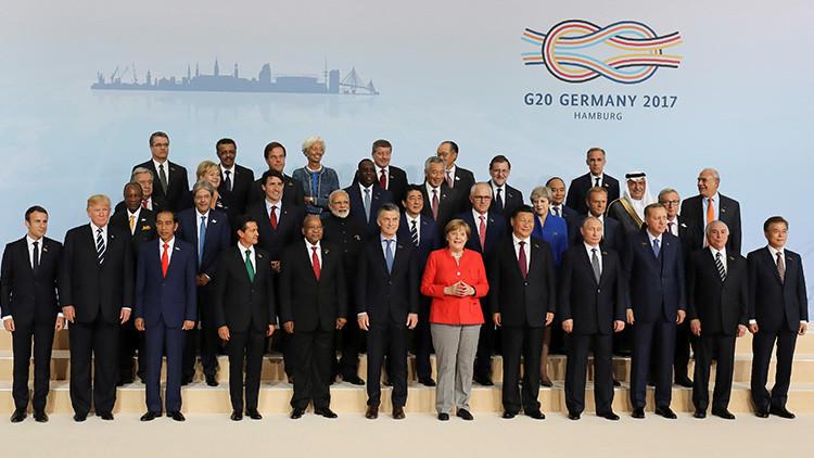 Minuto a minuto: todos los detalles de la cumbre del G20 en Hamburgo