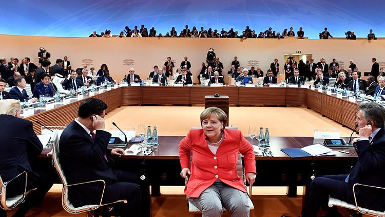 G20 en Hamburgo