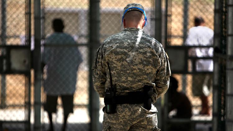 ¿Una 'tortura' más? RT es la única cadena en inglés para los presos en Guantánamo