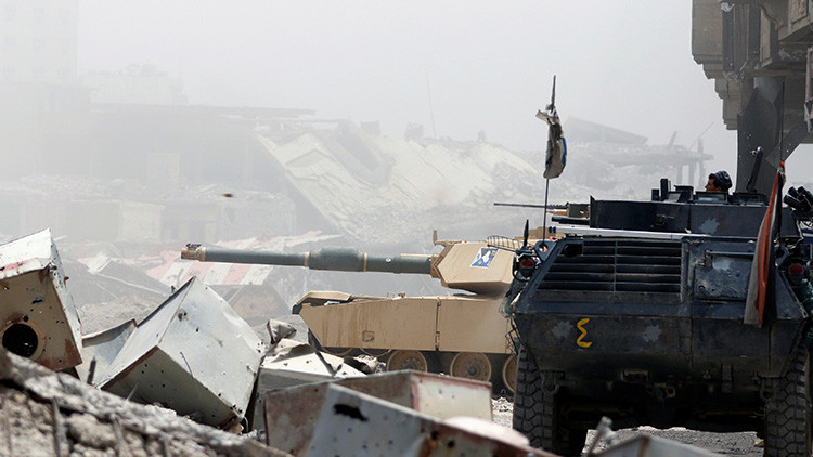 Irak anuncia que el Estado Islámico ha sido expulsado de la parte histórica de Mosul