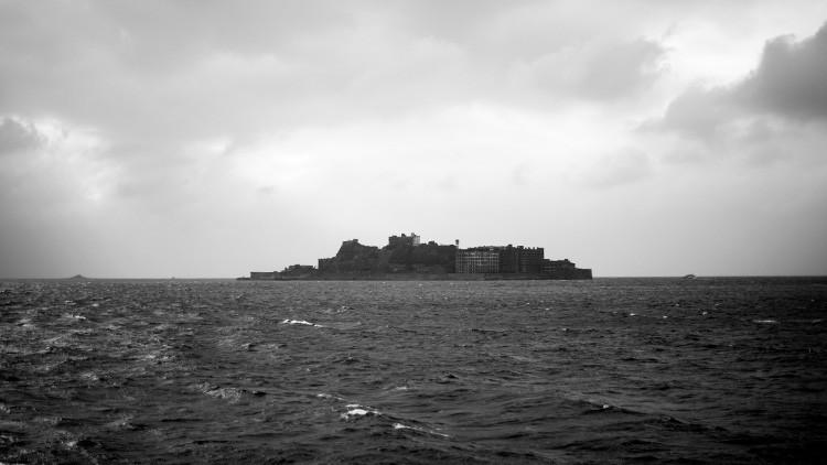 Los negros misterios que oculta la 'isla del infierno' en Japón