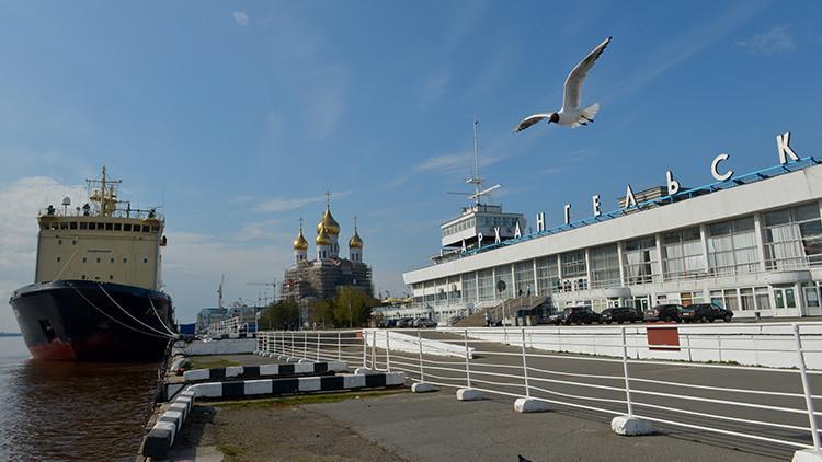 Un láser cambiará de manera revolucionaria la navegación en las costas árticas de Rusia