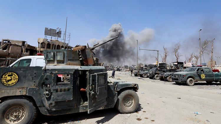 Se eleva a más de 600 el número de civiles muertos en los ataques de la coalición en Siria e Irak