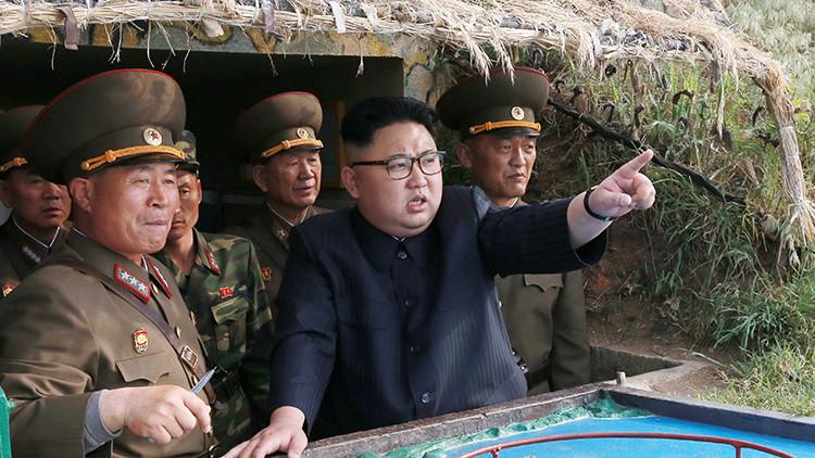 """Trump tilda a Corea del Norte de """"problema con el que hay que hacer algo"""""""