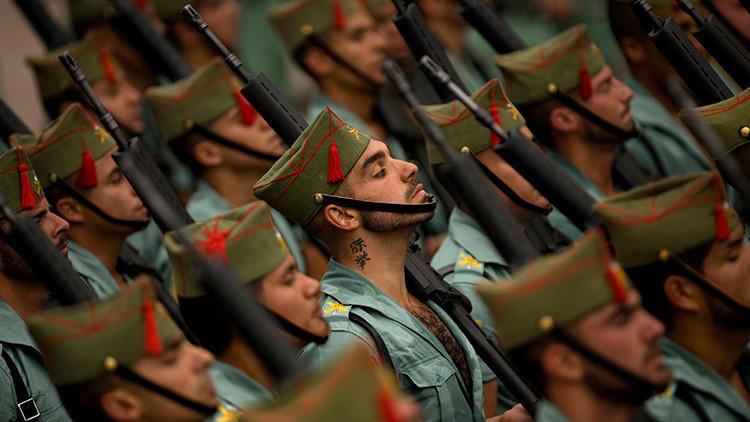 El Ejército más sexi del mundo: los soldados de la Legión Española encienden la Red (FOTOS)