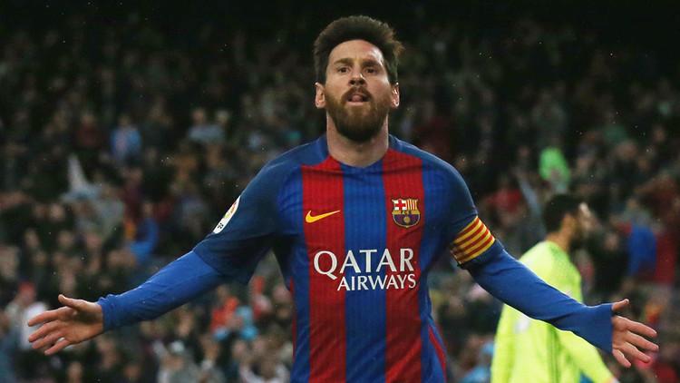 El salario 'sin precedentes' que Messi ganaría en el Barcelona hasta el 2021