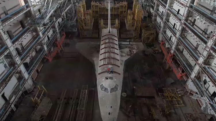 Video, foto: Youtubers entran en secreto en Baikonur y graban naves espaciales soviéticas