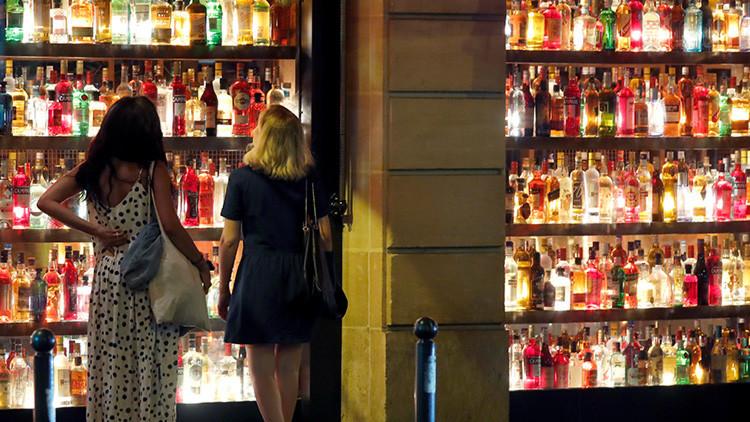 Estudio: Los europeos ponen en riesgo su vida por sus hábitos de consumo de alcohol
