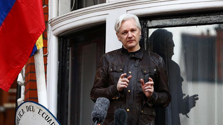 WikiLeaks propone a Assange para dirigir la unidad de ciberseguridad de Rusia y EE.UU.