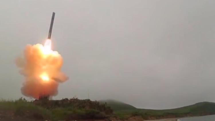 VIDEO: El lanzamiento de los potentes misiles Ónix que defienden las costas rusas