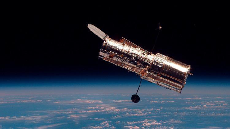 La NASA arroja luz sobre 'la galaxia oculta' y se lleva una sorpresa (Foto)