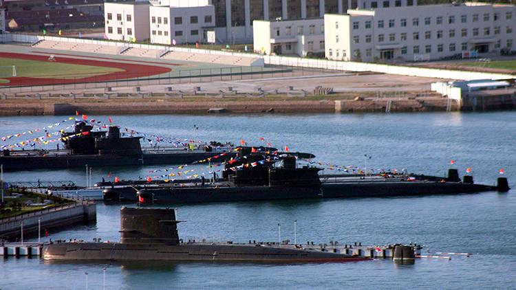 """El nuevo sistema que pondría a la Armada china """"muy por delante"""" de la de EE.UU."""