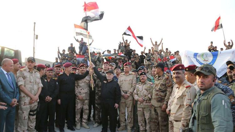 """Irak anuncia """"el fin, el fracaso y el colapso del Estado Islámico"""" en Mosul"""