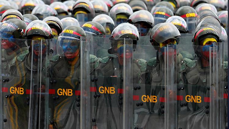 Néstor Reverol condenó el ataque a la GNB en Altamira