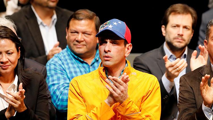¿Pacto incómodo? La casa por cárcel a López abre otra fisura en la derecha venezolana