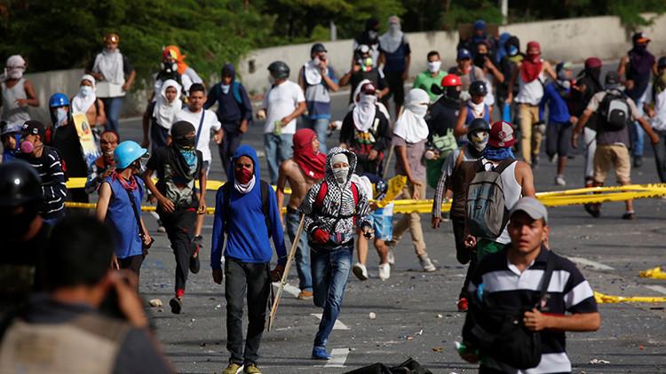 Venezuela: A medida que se acerca la Constituyente, los opositores aumentan la violencia