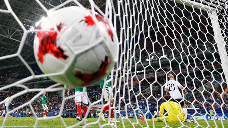 La FIFA revela el mejor gol de la Copa Confederaciones 2017