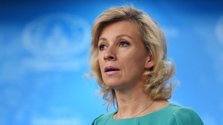 La dura respuesta de Zajárova al comentario de una activista de EE.UU. sobre el embajador ruso