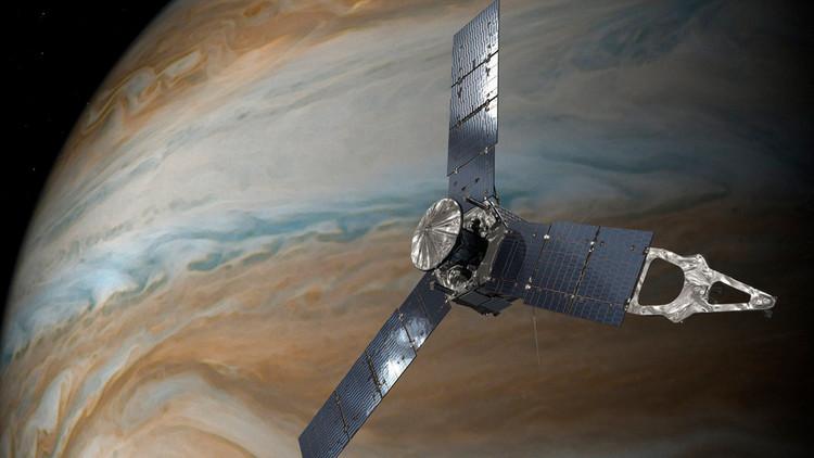 La NASA observa la Gran Mancha Roja de Júpiter a una distancia histórica