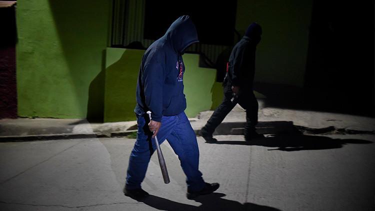 Video (+18): Así castigan en México a quienes no pagan a los narcos