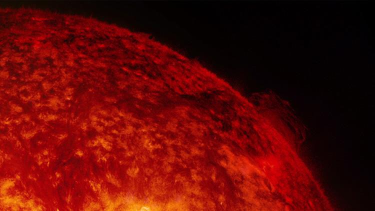 El mínimo solar trae malas noticias para la Tierra