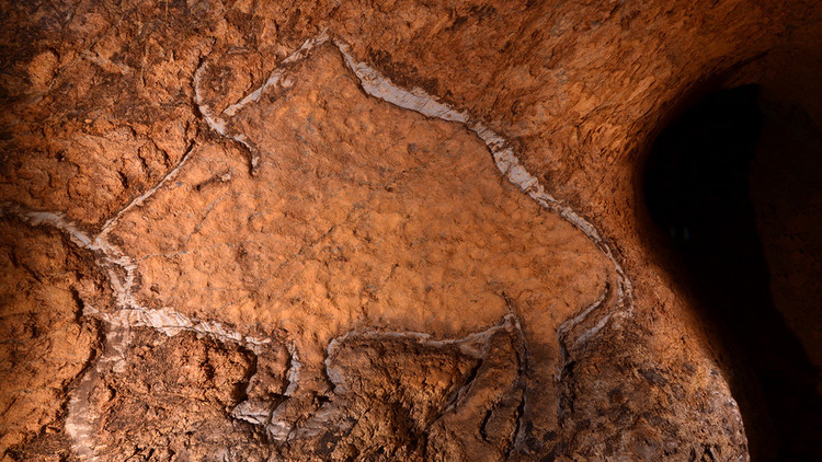 """Pensaba que me estaban engañando"": Hallan en España pinturas rupestres del paleolítico"