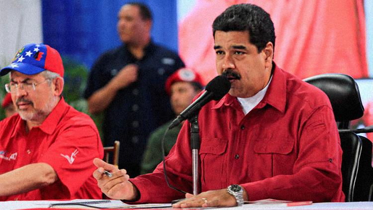 """Maduro a Marco Rubio: """"A Venezuela no la bloquea nadie"""""""