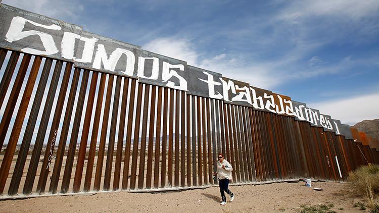 El Comité de Apropiaciones de EE.UU. avala y pone precio a la construcción del muro